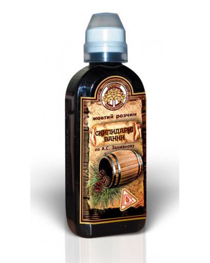 Zalmanov  yellow turpentine emulsion for bath 250 ml