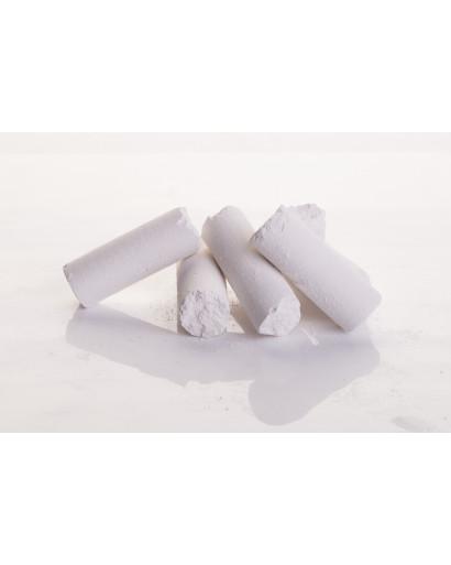 Edible chalk  200 gram  (0,44 LB ) organic pure  pressed