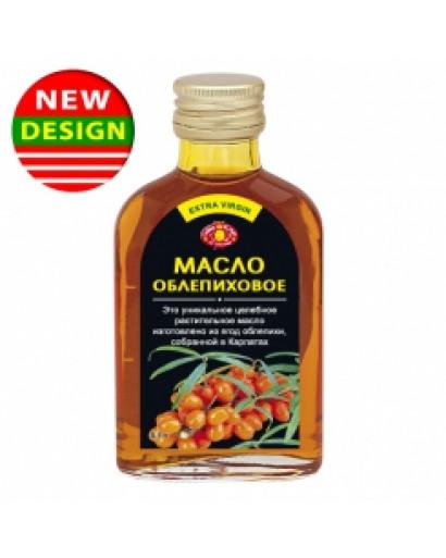 Sea Buckthorn oil cold pressed kosher organic 100 ml  3.5oz