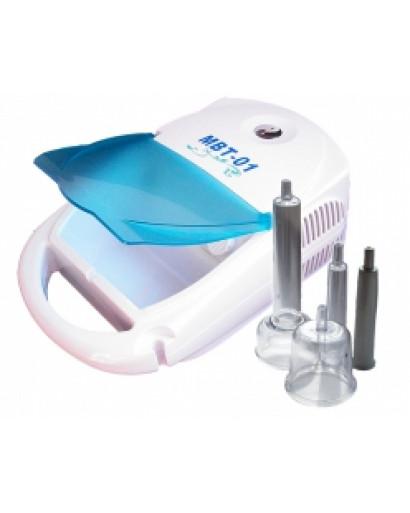 Vacuum anti cellulite massager