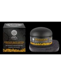 Natura Siberica Black Soap-Detox 120 ml