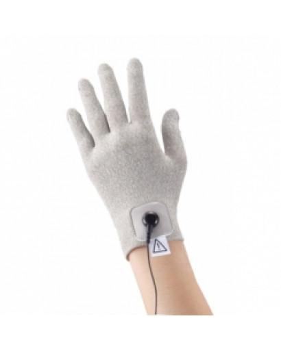 SCENAR conductive glove electrode