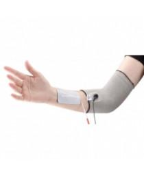 SCENAR conductive elbow electrode