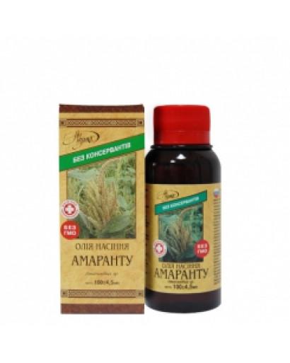Amaranth oil 100 ml 1,5-2% squalene