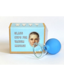 One vacuum facial massage cup #1 diam 50 mm 2 in