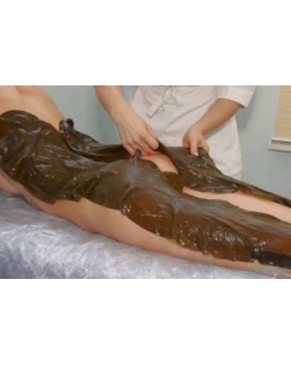 LAMINARIA natural algae for body wraps anti cellulite cleansing  1 kg for SPA