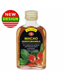 Rosehip oil organic 100ml 3.5oz extra virgin