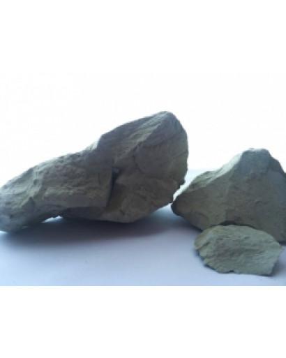 Bentonite clay edible for detox and scin care 0,5 kg (1.1 lb)