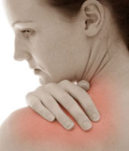 Chronic pain syndrome, regional pain syndrome