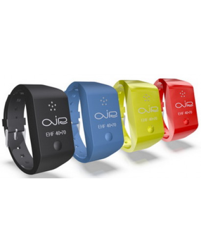 SPINOR CEM TECH AIR NEW l Red color-  protection against electromagnetic fields surrounds us
