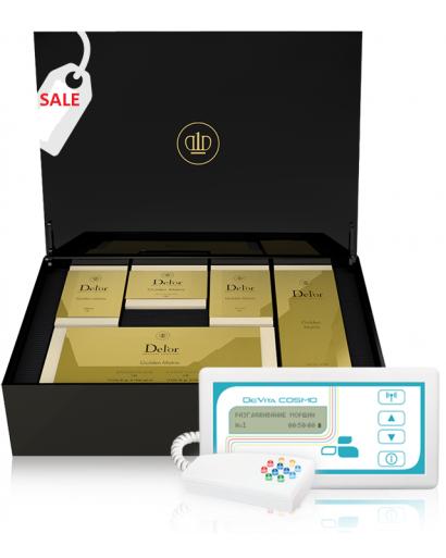 DEVITA COSMO 20 bioresonance device cosmetology and anti-ageing