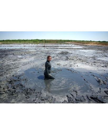 Saki Lake mud  1.7 kg