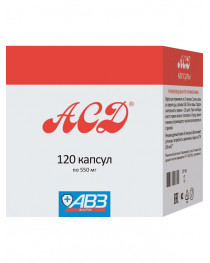 ASD  120 CAPSULES A.S. DOROGOV  stimulator WITH ASD FRACTION  FOR IMMUNITY