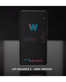Life balance 2.0  - new version portable device for bioresonance therapy