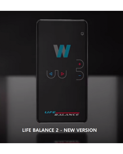 Life balance 2.0  - new version portable device for bioresonance therapy