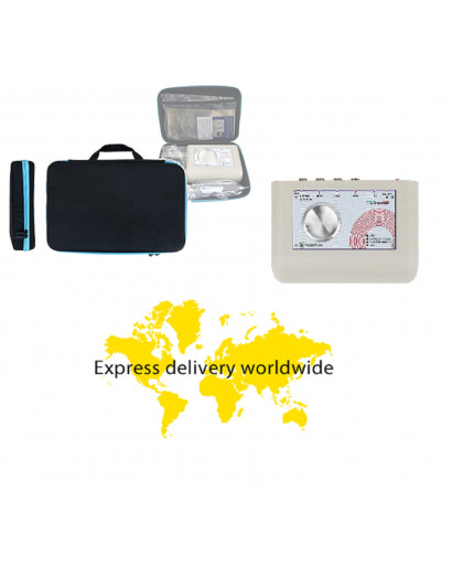 Life Expert Profi diagnostic device  web clinic  brand case clips in set  Free Express delivery Worldwide