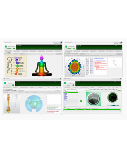 Life Expert is a web-clinic  diagnostic device english software  -WEB WELLNESS