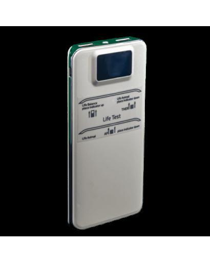 Life Tester device  Web Wellness