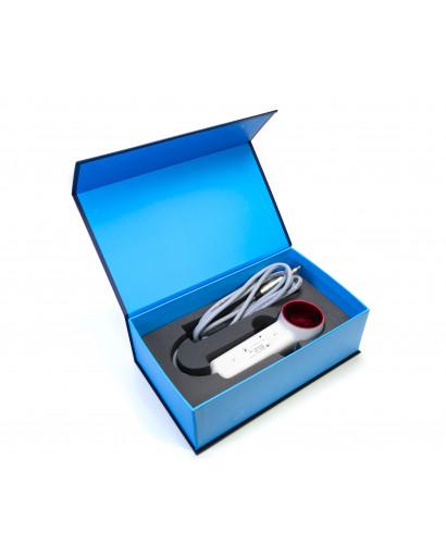 Rikta Emitter Douche 1-04 (Shower -1)  Laser pulse power 30 W aperture 20X20 cm