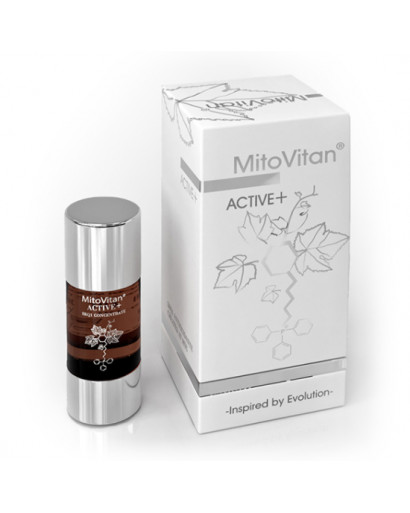 MitoVitan Active Plus   15 ml  SKQ-1 serum Skulachev ionsanti-aging effect