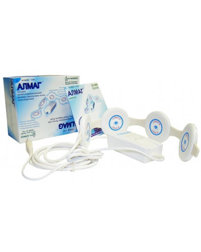 Portable magnetotherapy device Almag-01 PEMF We do not shipto USA