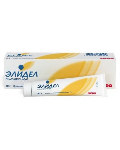 ELIDEL cream 1% 15 gr for atopic dermatitis vitiligo treatment