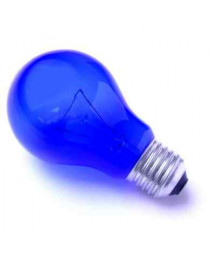 Blue bulb for Minin reflector 60 Watt