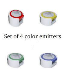 Cem Tech  set of 4 color emitters - red green blue yellow