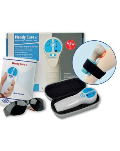 Handy Cure   Soft Laser for Pain Relief and Healing New Model
