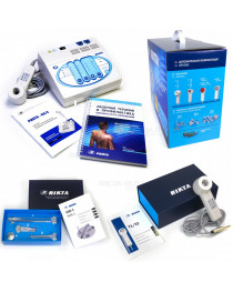 Rikta 04/4 Low level laser therapy  HOME SET  for the whole family