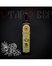 Cedar Nuts Oil   500 ml  manually cold pressed Siberian craft product 100%  organic VEGAN healing skin care immune protection