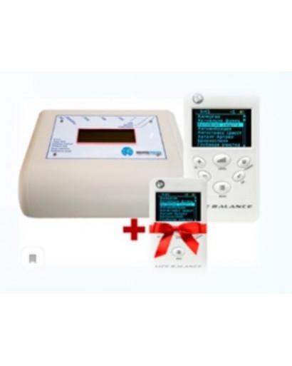 Life Expert Profi diagnostic device  and  2 Life balance   devices - WEB WELLNESS