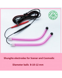Remote shungite stomatology electrode ball 12 mm for Scenar  and Cosmodic