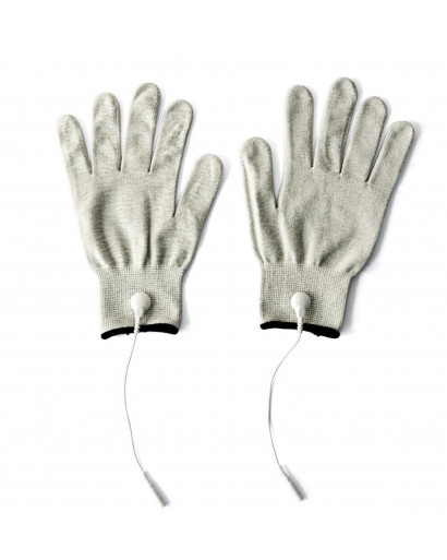 Set of  SCENAR conductive electrode two gloves two socks two kneee electrode