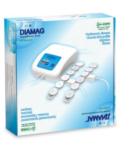 Almag 03 ( DIAMAG ) PEMF magnetotherapy device