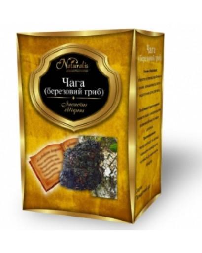 Wild Siberian Chaga mushroom tea powder