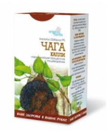 Wild Siberian CHAGA mushroom extract drops 1.6 oz 50ml