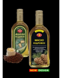 Siberian Pine nut oil cold pressed kosher organic 350ml 12oz