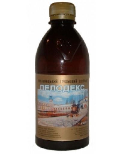 PELODEX  Kuyalnik MUD extract from  salt lake  for psoriasis treatment