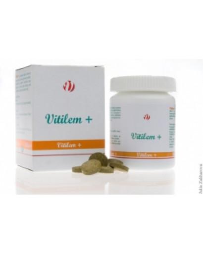 Vitilem Plus VITILEM+  pills for vitiligo  psoriasis treatment ( 3 boxes =270 pills)