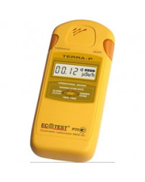 Dosimeter radiometer MKS 05  Terra P english version