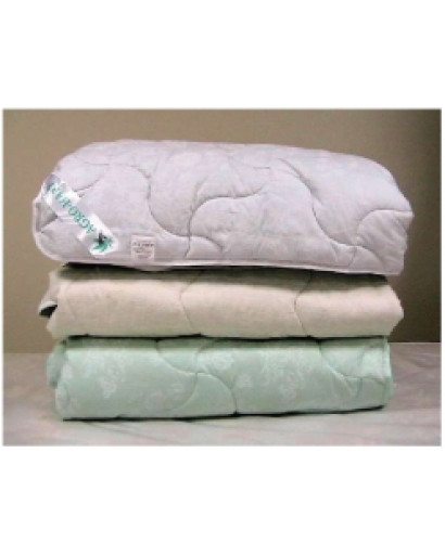 PURE Organic Hemp fibre filled blanket 55*80 in Anti allergic Breathable Cozy
