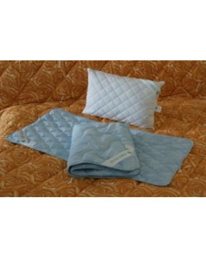 PURE Organic Hemp fibre filled Kigs bedding set 55*80 in Anti allergic Breathable