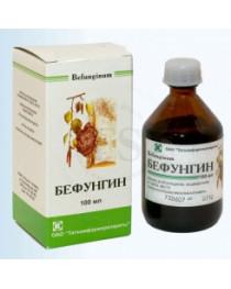 Befungin - chaga extract (cinder conk) 100ml