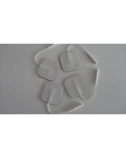 SCENAR conductive pads 4 in set   40*40 mm