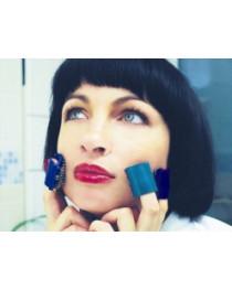 "Lyapko massager facial Applicator ""Droplet"" 3,5 Ag (pair)"