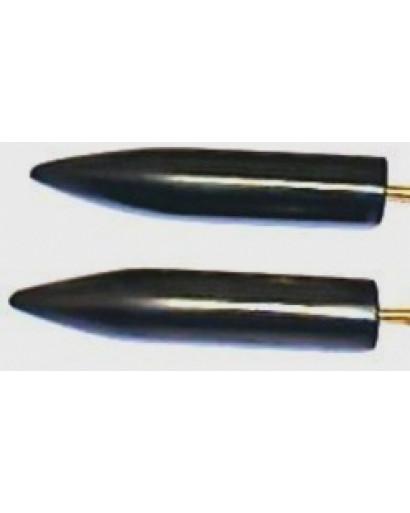 SCENAR  conus rectal/vagnal /cosmetology electrode shungite mod.10