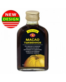 Pumpkin seed oil organic 100ml 3.5oz