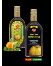 Pumpkin seed oil organic 350ml 12oz