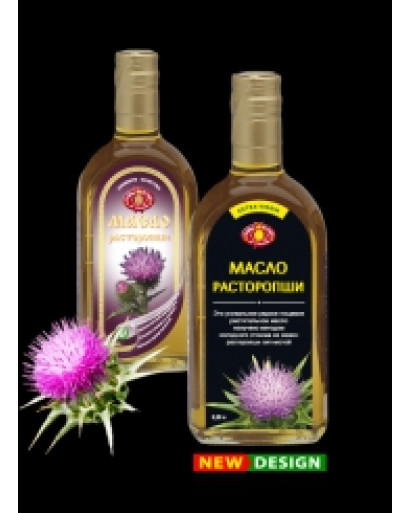 Milk thistle  oil organic 350ml 12oz extra virgin